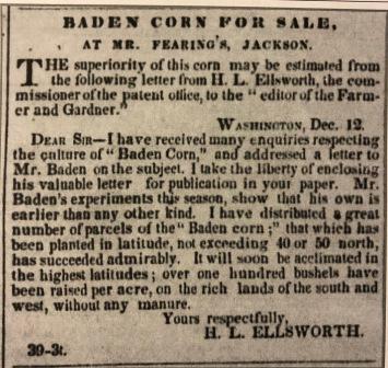 BadenCornAd1840